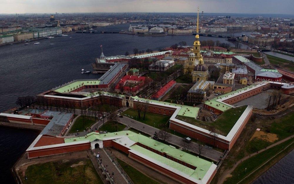 картинки санкт петербурга петропавловская крепость как