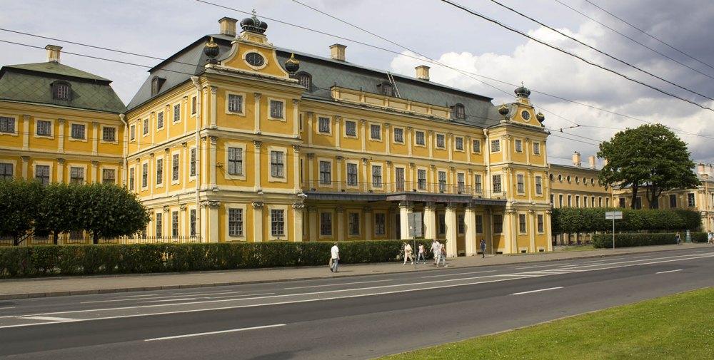 Меншиковский дворец в Санкт-Петербурге
