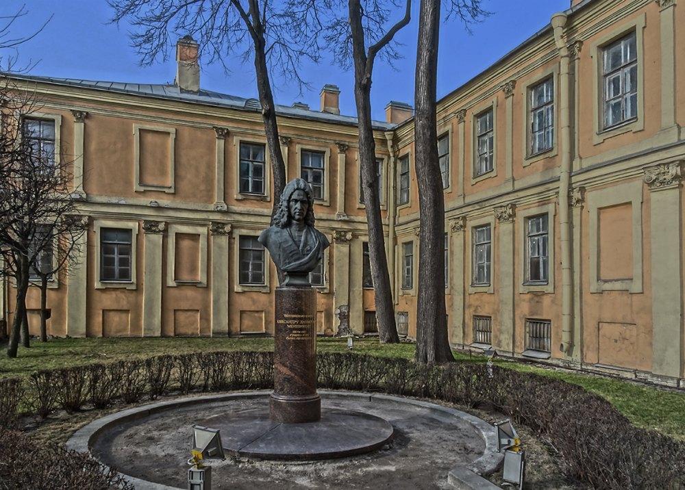 Памятник Меншикову