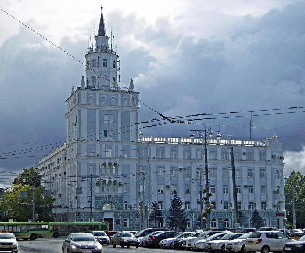 Башня смерти в Перми