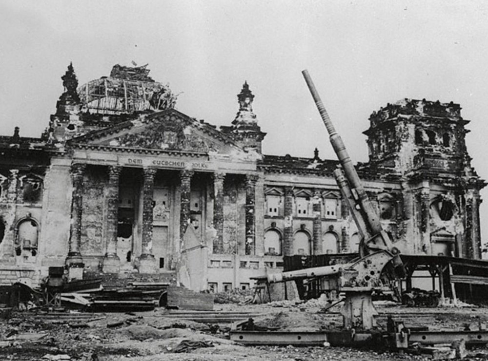 1945 год, последствия ВОВ