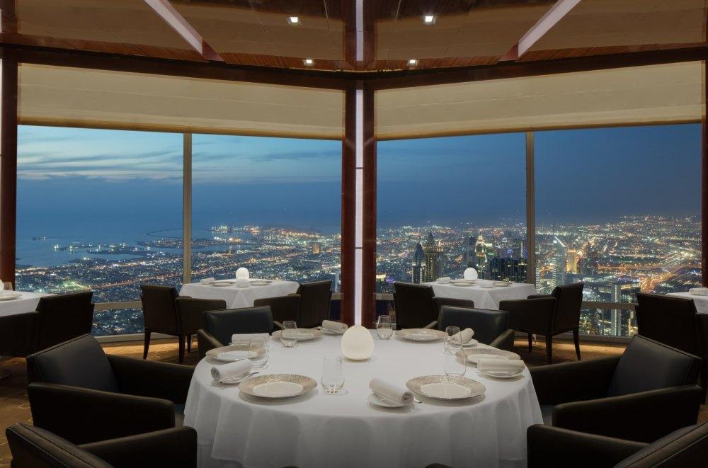 Ресторан высокой кухни