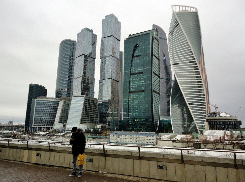 «Империя» в комлексе Москва-Сити
