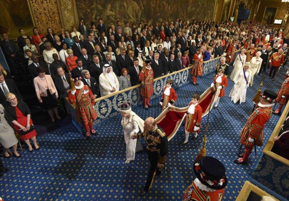 Движение в Королевскую галерею