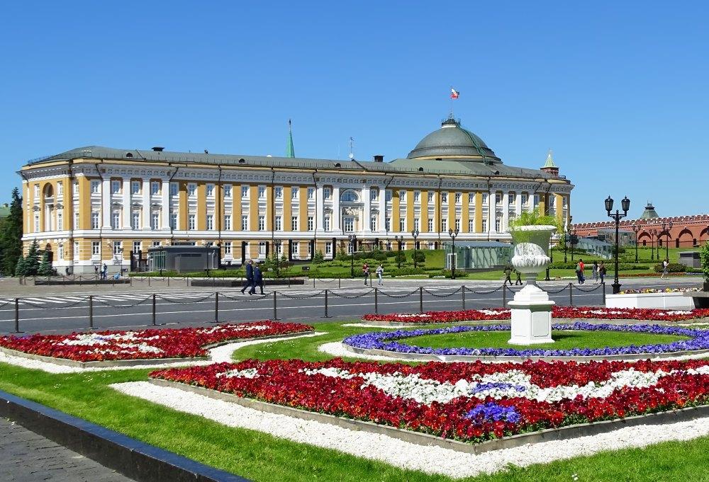 Сенатский дворец сегодня