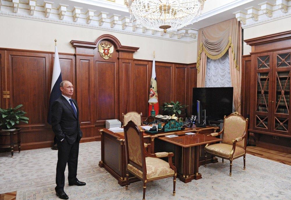 Кабинет Путина