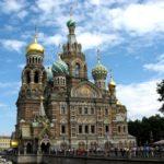 Собор Спас на крови в Санкт Петербурге