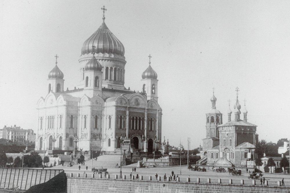 Храм в 20-е годы