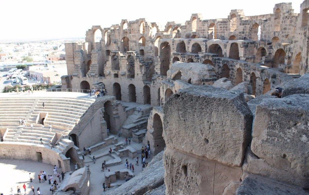 Таким Колизей достался потомкам в 21 веке