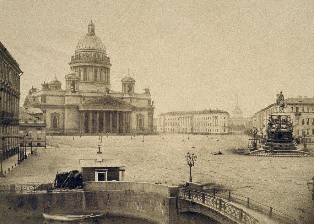 Архивное фото 19 века