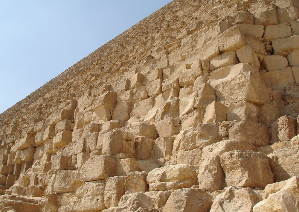 Кладка пирамиды