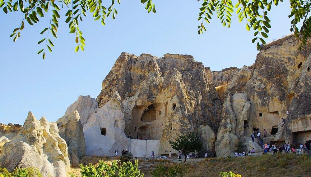 Вершины древнего города