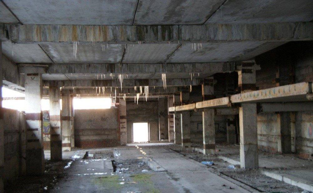 Цоколь здания