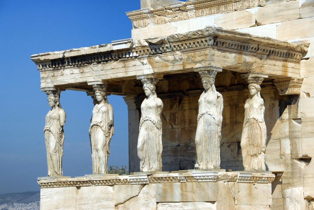 Элемент архитектуры Парфенона