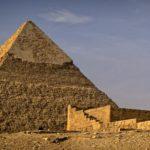 Пирамида Хефрена в Египте