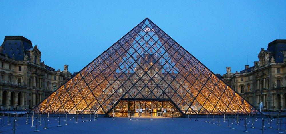 Копия пирамиды фараона Хеопса