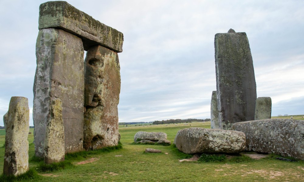 Загадочные камни