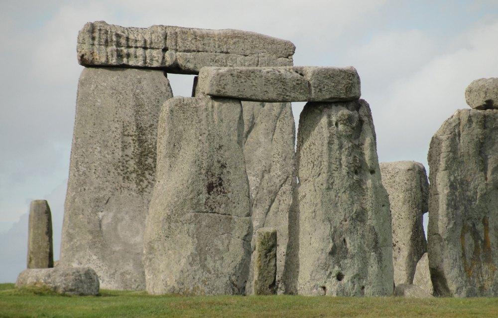 Камни не просели за 5 тысяч лет