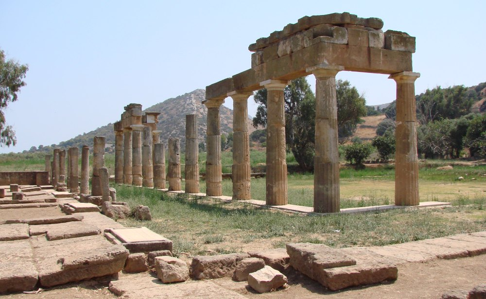 Святилище Артемиды
