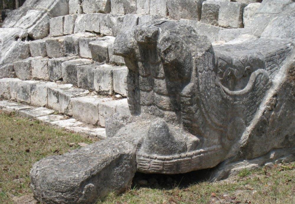 Могила верхнего жреца