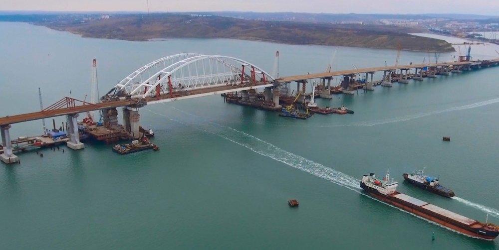 Строительство автомобильного моста