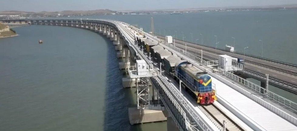 Крымский мост расчитан на сейсмическую активность в 9 баллов