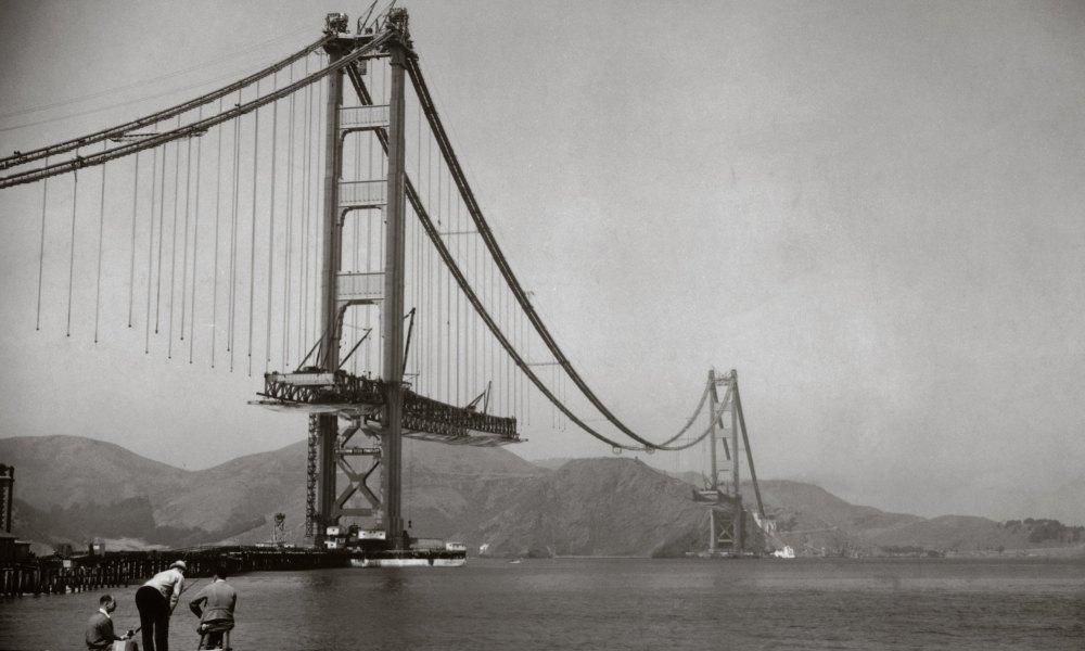 Ход строительства, 1937 год