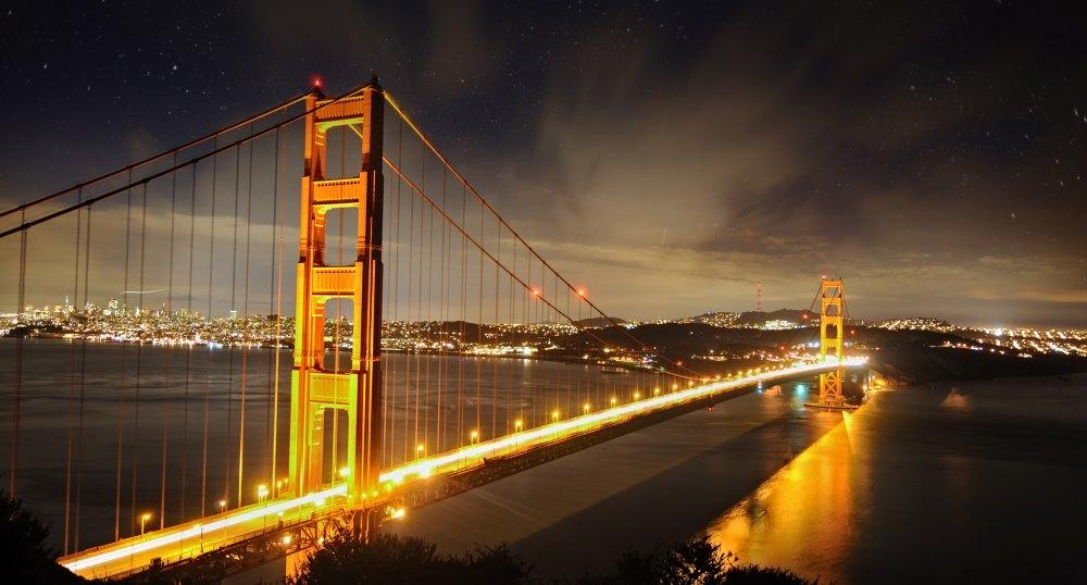 Подсветка в ночное время
