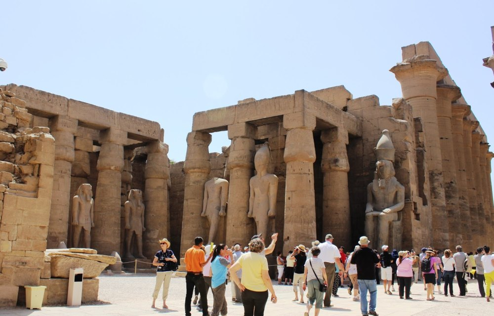 Храм доступен для туристов