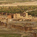 Пальмира – древнейший город в Сирии