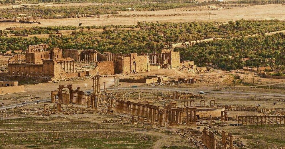 Пальмира – город поздней античности