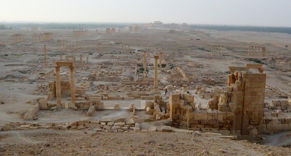 Руины всемирного наследия