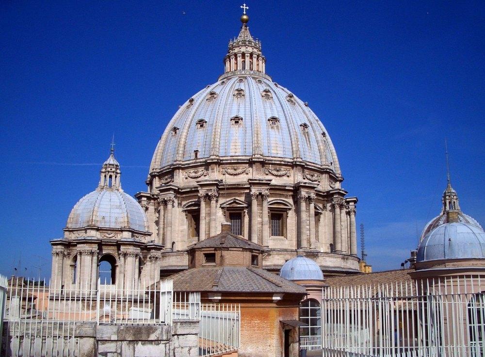 Купол – главное сооружение храма