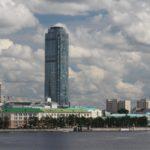 Небоскреб «Высоцкий» в Екатеринбурге