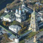 Новоспасский монастырь в Москве