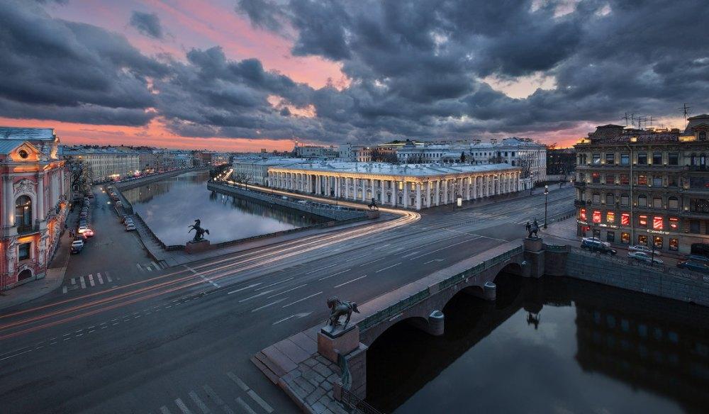 Аничков мост — символ Санкт-Петербурга