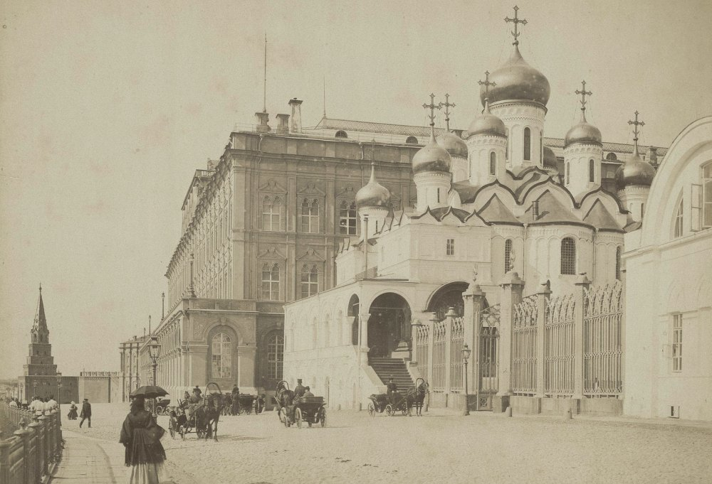 Храм в 19 веке