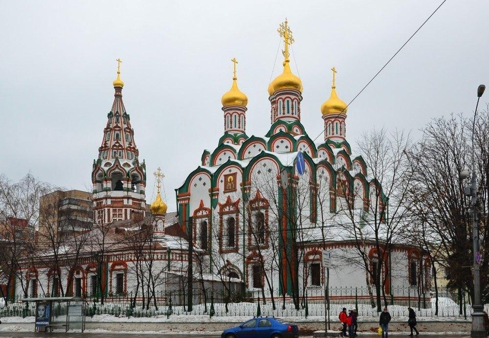 Храм Святого Николая в Хамовниках