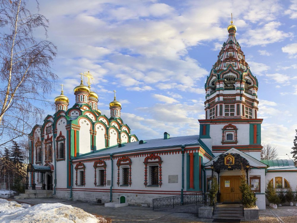 Храм сегодня