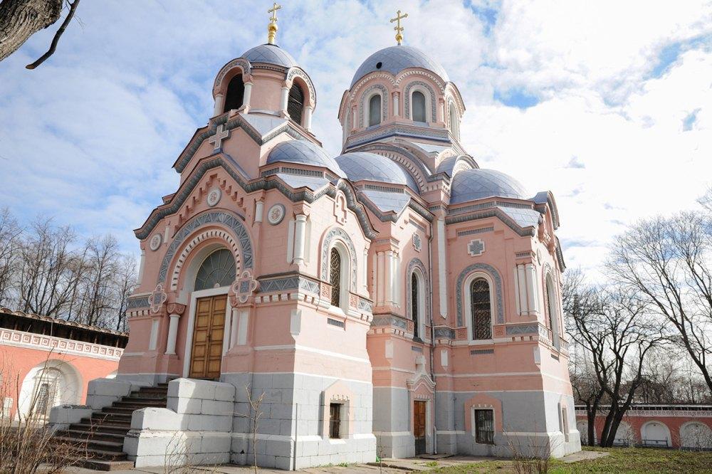 Церковь Иоанна Златоуста и великомученицы Екатерины