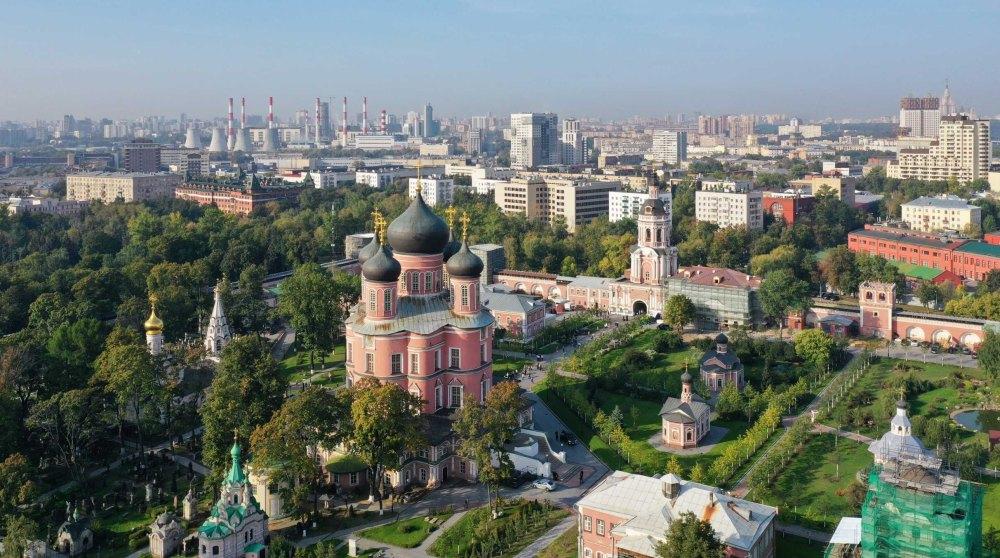 Донской ставропигиальный мужской монастырь