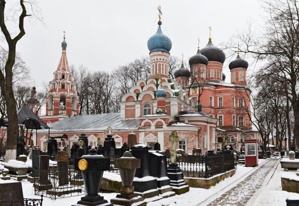 Архитектурное кладбище