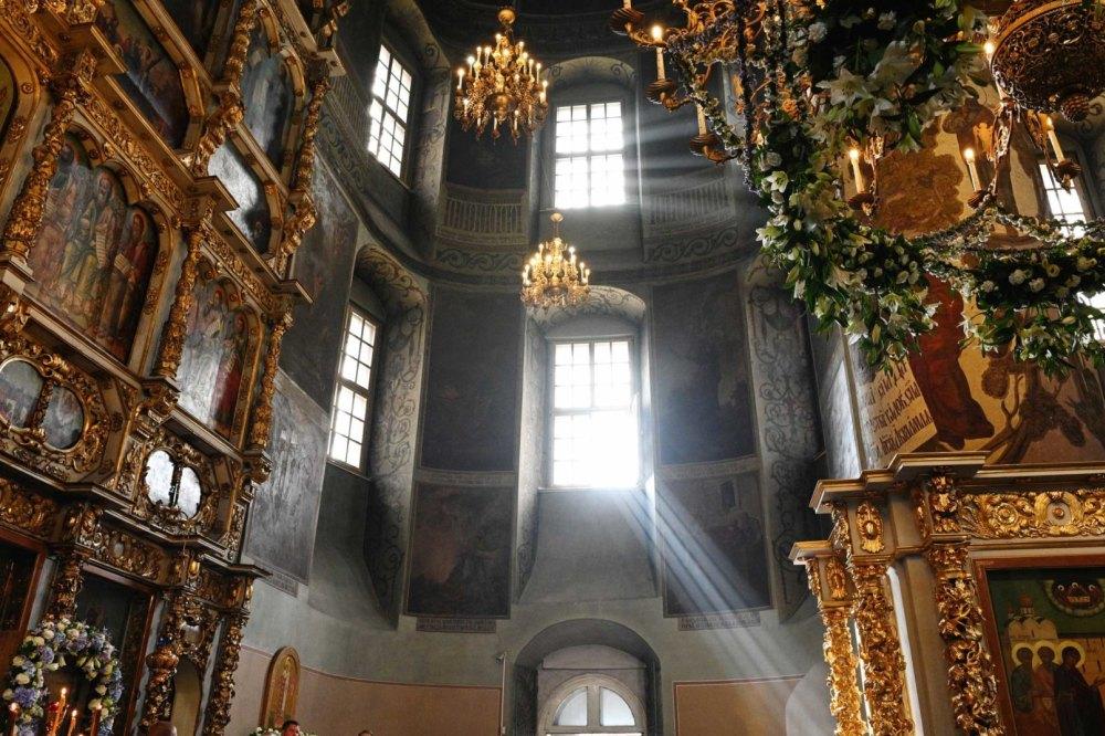 Большой собор внутри