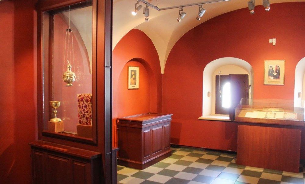 Церковный Историко-археологический музей