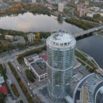 Башня «Исеть» в Екатеринбурге