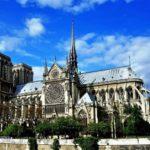 Собор Парижской Богоматери в Париже
