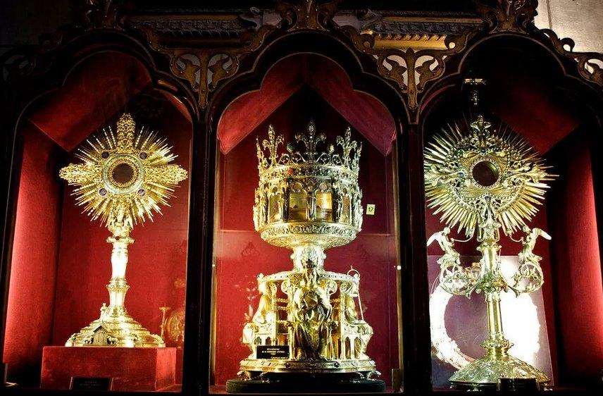Реликвии Собора Парижской Богоматери