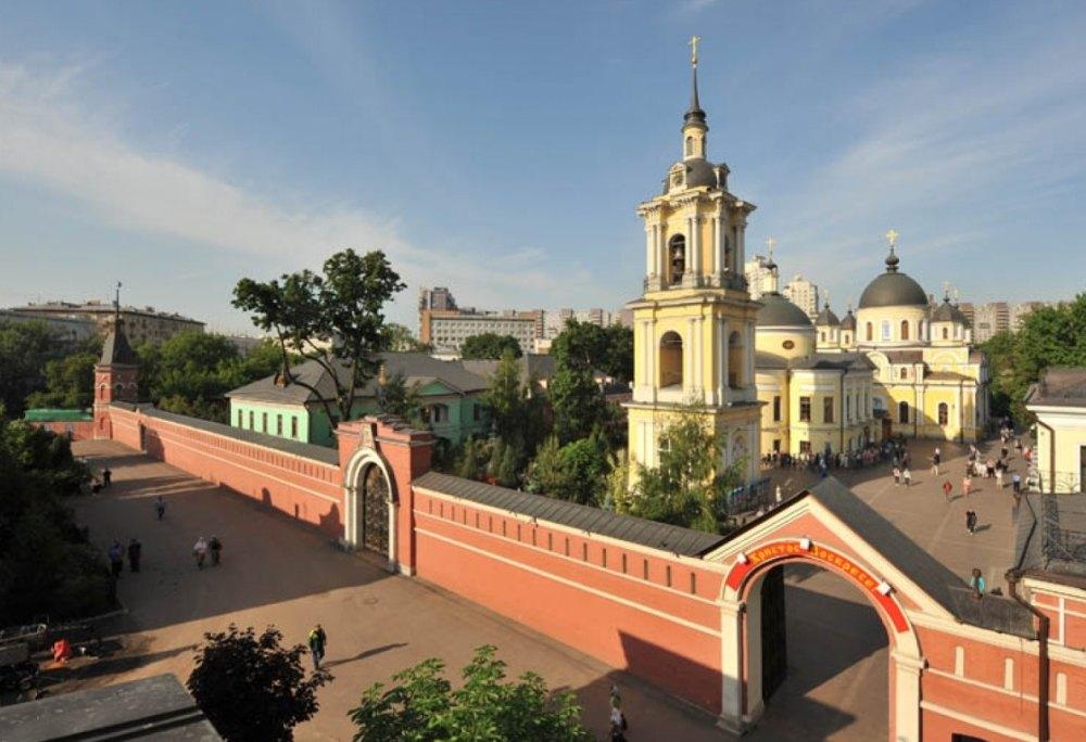 Покровский монастырь в Москве
