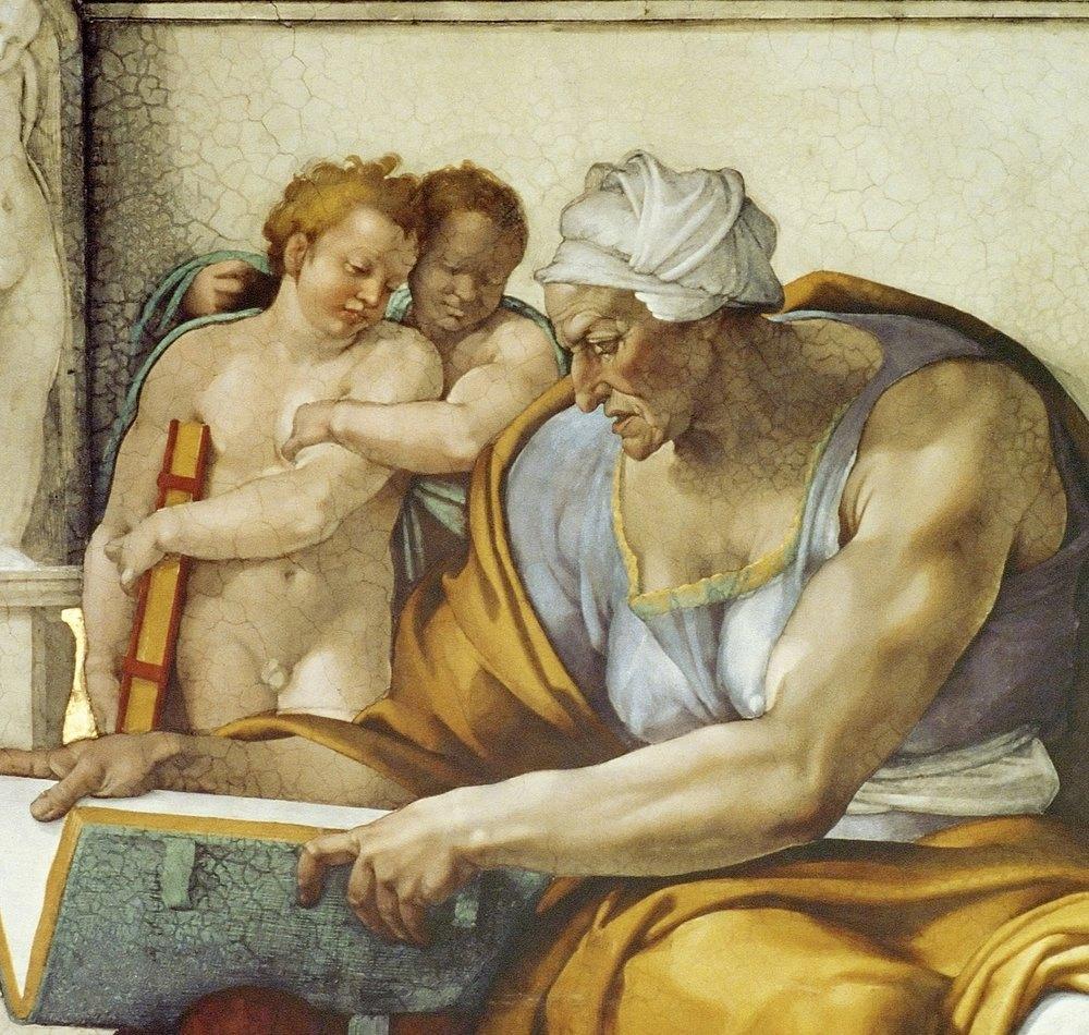Папа Юлий II остолбенел от таланта Микеланджело