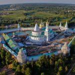 Ново-Иерусалимский монастырь в Московской области